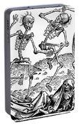Black Plague, 1493 Portable Battery Charger