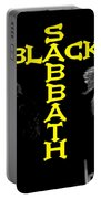 Black Sabbath 1978 Portable Battery Charger