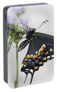 Black Swallowtail II Portable Battery Charger