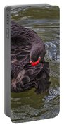Black Swan Gladys Porter Zoo Texas Portable Battery Charger