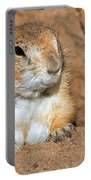 Black Tail Prairie Dog Portable Battery Charger