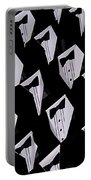 Black Tie Affair Portable Battery Charger