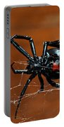 Black Widow Spider Portable Battery Charger