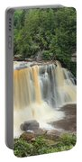 Blackwater River Falls West Virginia Portable Battery Charger