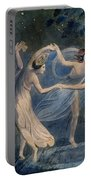 Blake: Fairies, C1786 Portable Battery Charger
