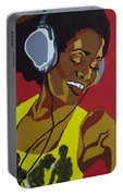 Blame It On The Boogie Portable Battery Charger