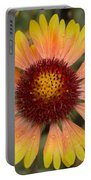 Blanket Flower Portable Battery Charger