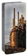 Blast Furnaces - Bethlehem Pa Portable Battery Charger