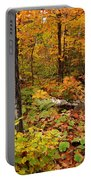 Blazing Forest Portable Battery Charger