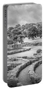Bleak Topiary  Portable Battery Charger