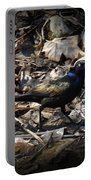 Blending In Metallic Starling Portable Battery Charger