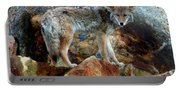 Blending In Nature Portable Battery Charger