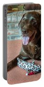 Bless This Dog Portable Battery Charger