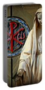 Blessed Virgin Mary -- Nazareth Portable Battery Charger