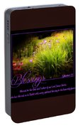 Blessings Portable Battery Charger