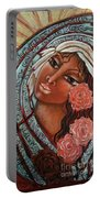 Blessings Of The Magdalene Portable Battery Charger