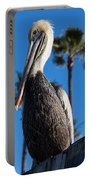 Blond Pelican Portable Battery Charger
