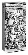 Bloodletting, 1540 Portable Battery Charger