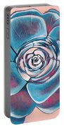 Bloom I Portable Battery Charger by Shadia Derbyshire