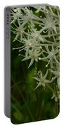 Blooming Bear Grass 3 Portable Battery Charger