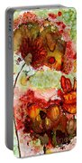 Blooming Impressions.. Portable Battery Charger