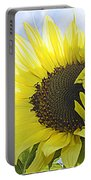 Blooming Sunflower Portable Battery Charger