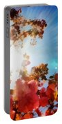Blooming Sunlight Portable Battery Charger