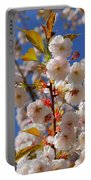 Blooming Trees Portable Battery Charger