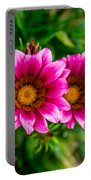 Blooming With Life Portable Battery Charger