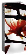 Blossom Abstract Portable Battery Charger