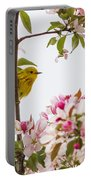 Blossom And Bird Portable Battery Charger