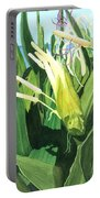 Blossoming Butterfly Ginger Portable Battery Charger