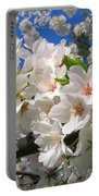 Blossoms Of Spring Portable Battery Charger