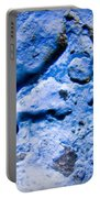 Blue Abstract 2 Portable Battery Charger