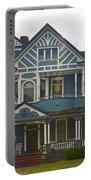 Blue Bainbridge Beauty Portable Battery Charger