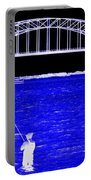 Blue Bay Bridge Portable Battery Charger