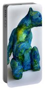 Blue Bear Portable Battery Charger by Derrick Higgins