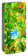 Blue Belle Portable Battery Charger