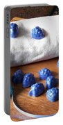 Blue Berries Mini Soaps Portable Battery Charger