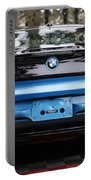 Blue Bmw I8 Portable Battery Charger