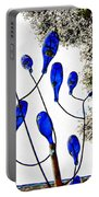 Blue Bottle Tree Portable Battery Charger