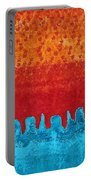 Blue Canyon Original Painting Portable Battery Charger
