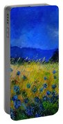 Blue Conflowers 454150 Portable Battery Charger