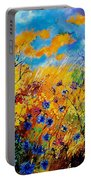 Blue Cornflowers 450408 Portable Battery Charger