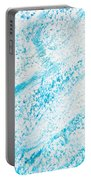 Blue Crayon Portable Battery Charger
