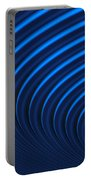 Blue Curves Portable Battery Charger