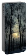 Blue Daybreak Portable Battery Charger