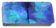 Blue Dragonfly By Sharon Cummings Portable Battery Charger