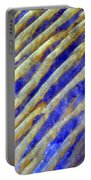 Blue Dunes Portable Battery Charger by Adam Romanowicz