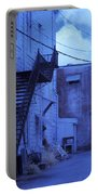 Blue Fire Escape Usa Near Infrared Portable Battery Charger